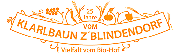 Kultur pur vom Klarlbaun z'Blindendorf Logo